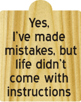 yes mistakes